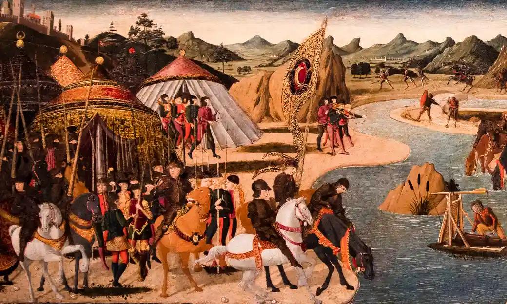 Un chef-d'œuvre de la Renaissance, des pillards nazis, un double meurtre… et une fin heureuse