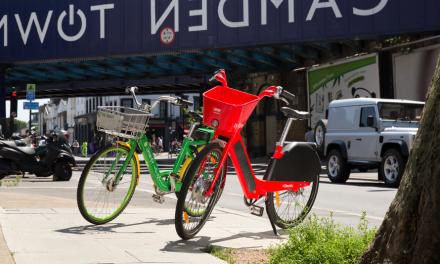 Les vélos électriques de Jump sont relancés à Londres par Lime