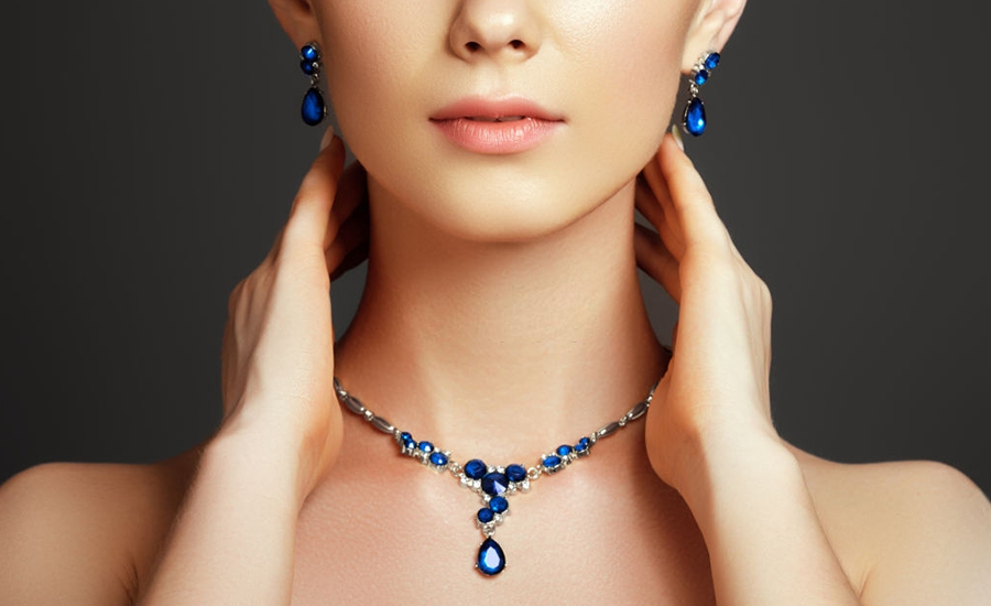 Bijoux en cristal pour femme en vente sur l'e-shop Bijoux de rêve