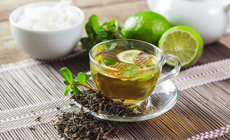 Un large choix de thés, infusions et cafés chez Original'Thé