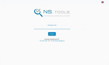 Comment vérifier la configuration de votre nom de domaine grâce à Nstool ?